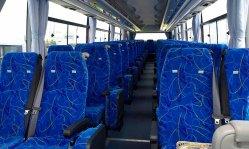 Igienizare cu ozo autobuze autocare